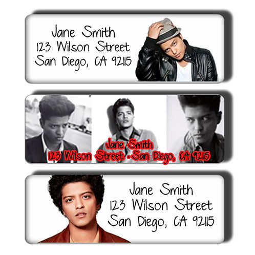 Bruno Mars Labels
