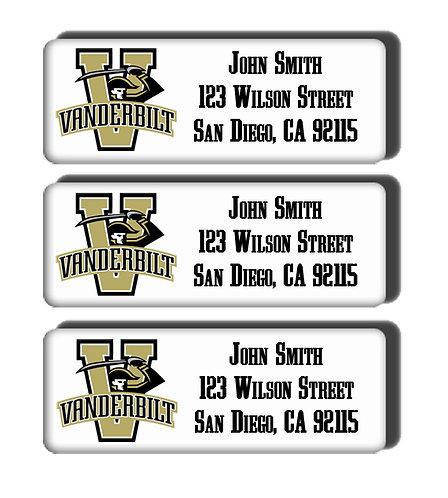 Vanderbilt University Labels