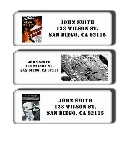 Citizen Kane Labels