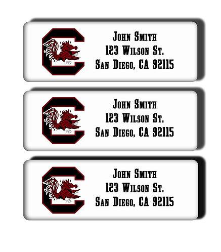 University of South Carolina Labels