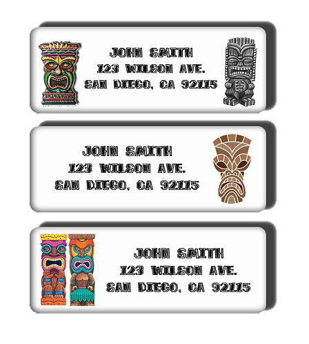 Tiki Labels