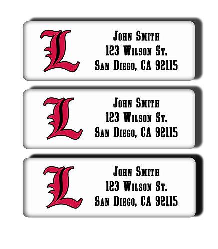 University of Louisville Labels