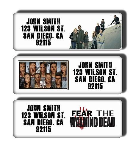 Fear the Walking Dead Labels