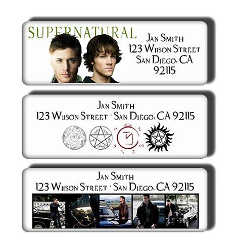 Supernatural Labels