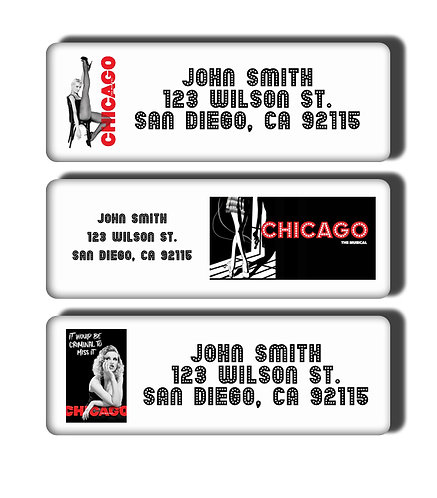 Chicago Labels