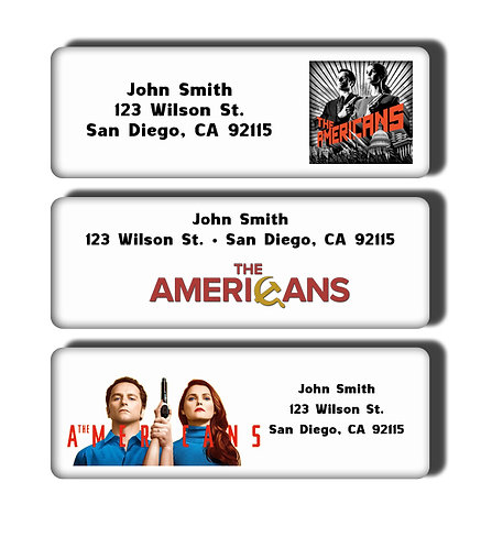 The Americans Labels