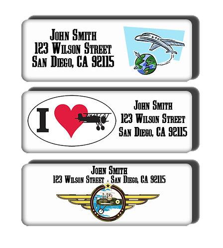 Pilot Labels