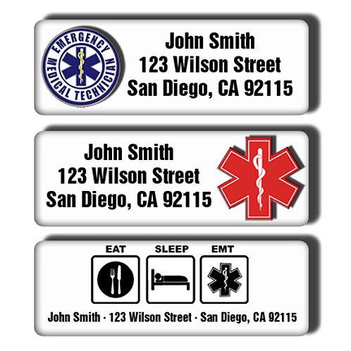 EMT Labels