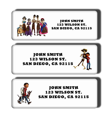 Coco Labels