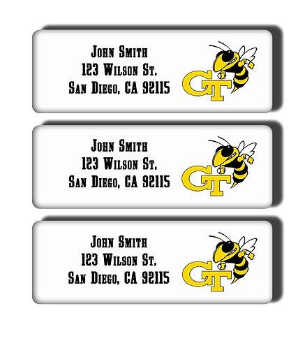 Georgia Tech University Labels