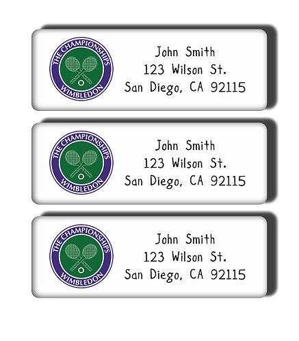 Wimbledon Labels