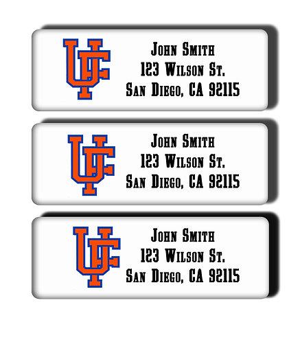 University of Florida Labels