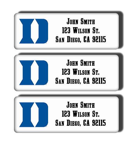 Duke University Labels