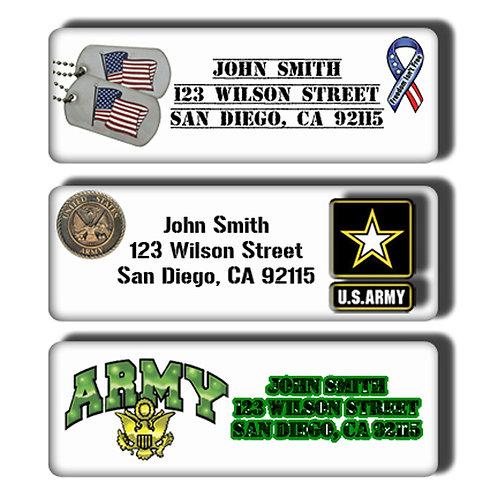 U.S. Army Labels