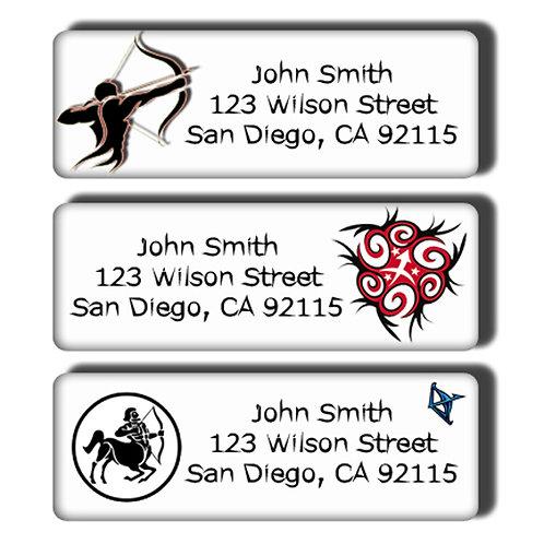 Sagittarius Labels