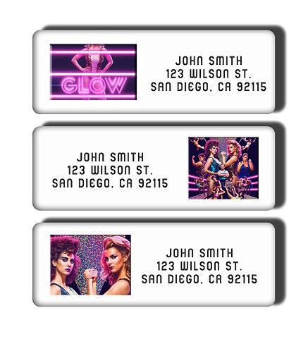 GLOW Labels