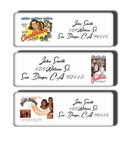 Casablanca Labels