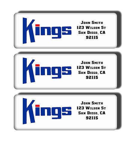 Kansas City-Omaha Kings Labels