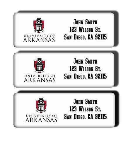 University of Arkansas Labels