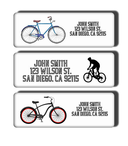 Bicycles Labels