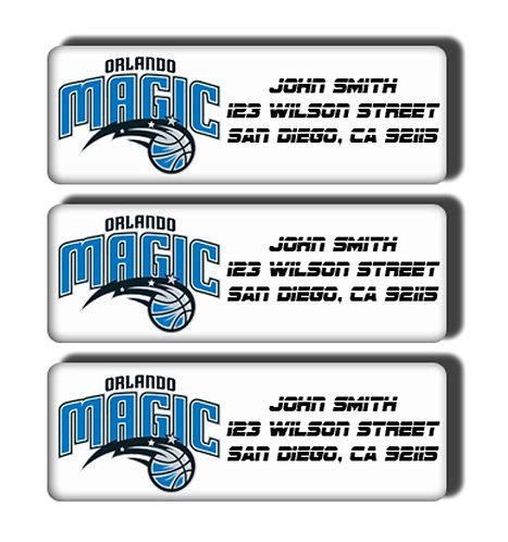 Orlando Magic Labels
