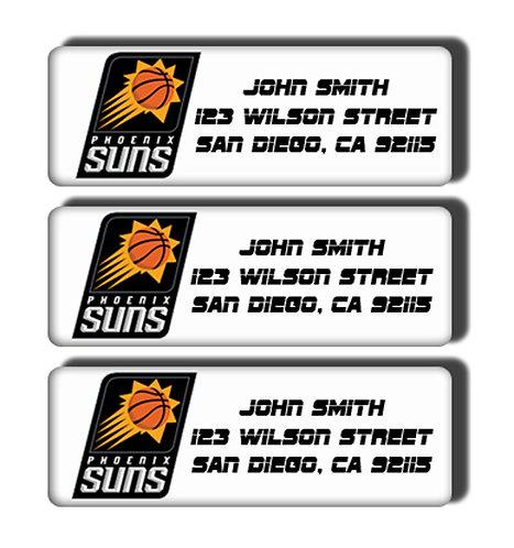 Phoenix Suns Labels