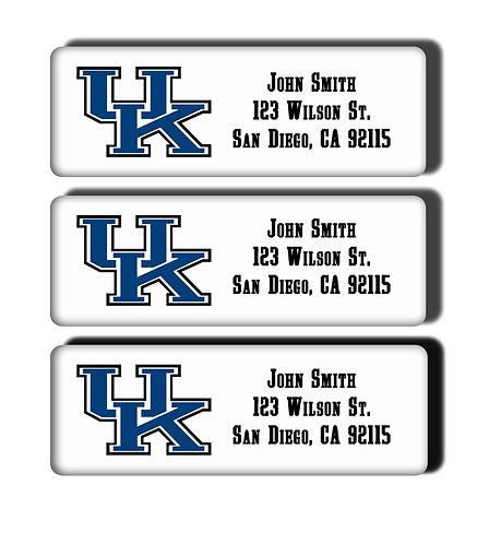 University of Kentucky Labels