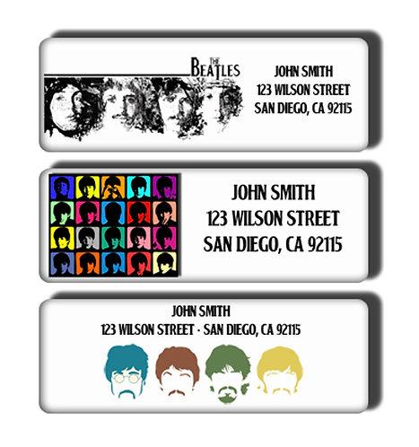 Beatles Labels