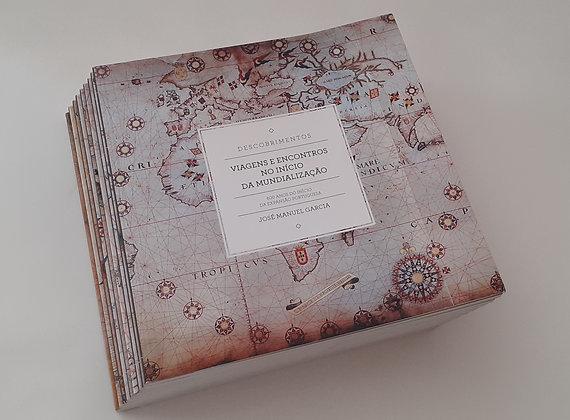 Descobrimentos - pack 9 livros