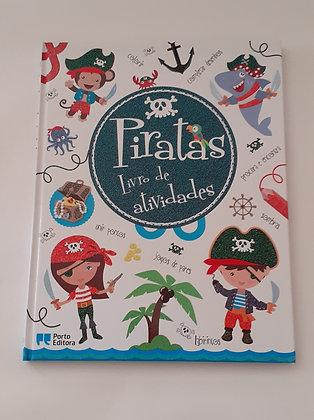 Piratas - Livro de actividades