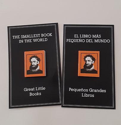 Mini-livro Luís Vaz de Camões