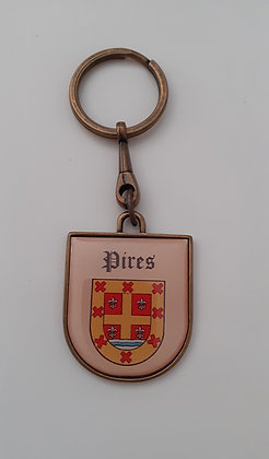 Porta-chaves Heráldica - Apelidos A a E