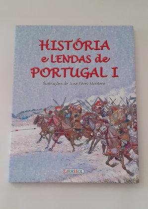 História e Lendas de Portugal I