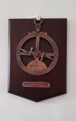 Placa Astrolábio