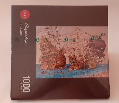 Puzzle 1000 pçs Ruyer Corsair