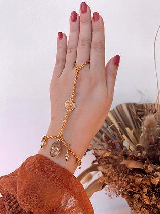 Citrine Hand-Chain