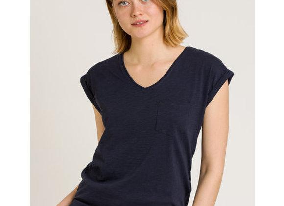 Camiseta básica pico