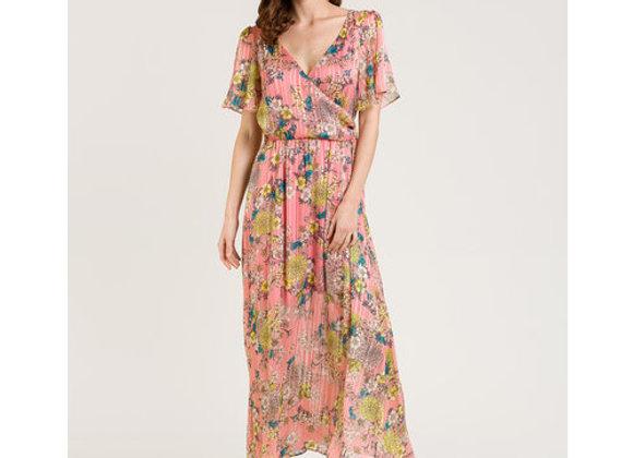 Vestido Flower Largo