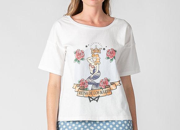 Camiseta Reina de los Mares