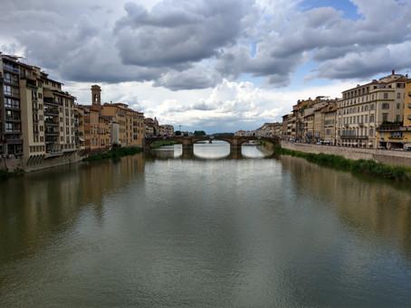 Florencia con niños