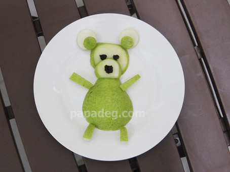 7 ideas de platos divertidos para niños