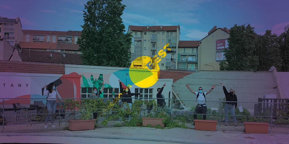 Tour di street art // SAT_Street Art TOuRINO