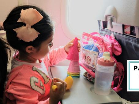 16 tips para viajar con niños sin tablets ni celulares