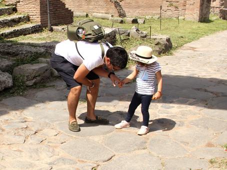 9 cosas que los niños deben ver a su papá haciendo.