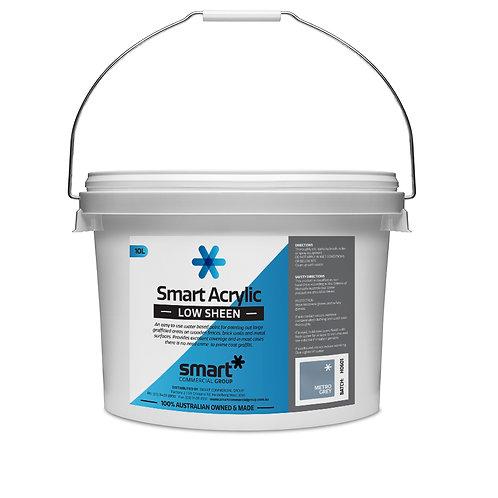 Smart Acrylic - Metro Grey