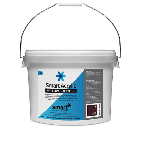 Smart Acrylic - Red Earth