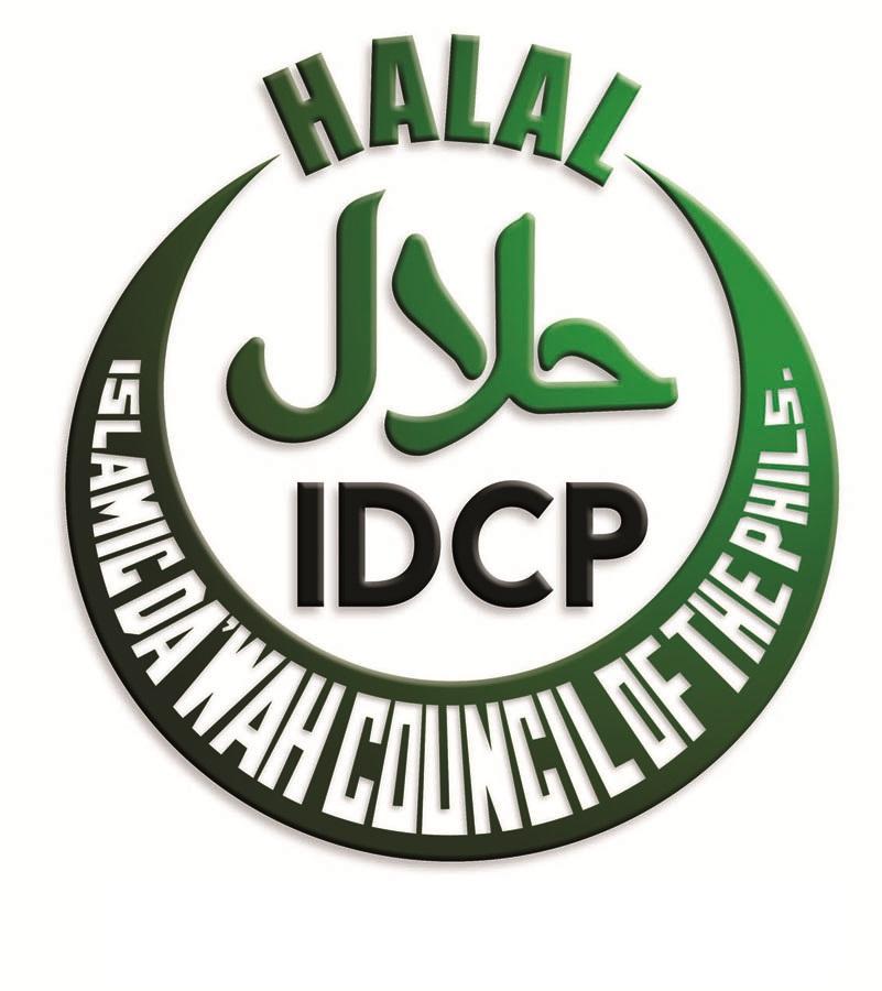 IDCP HALAL LOGO
