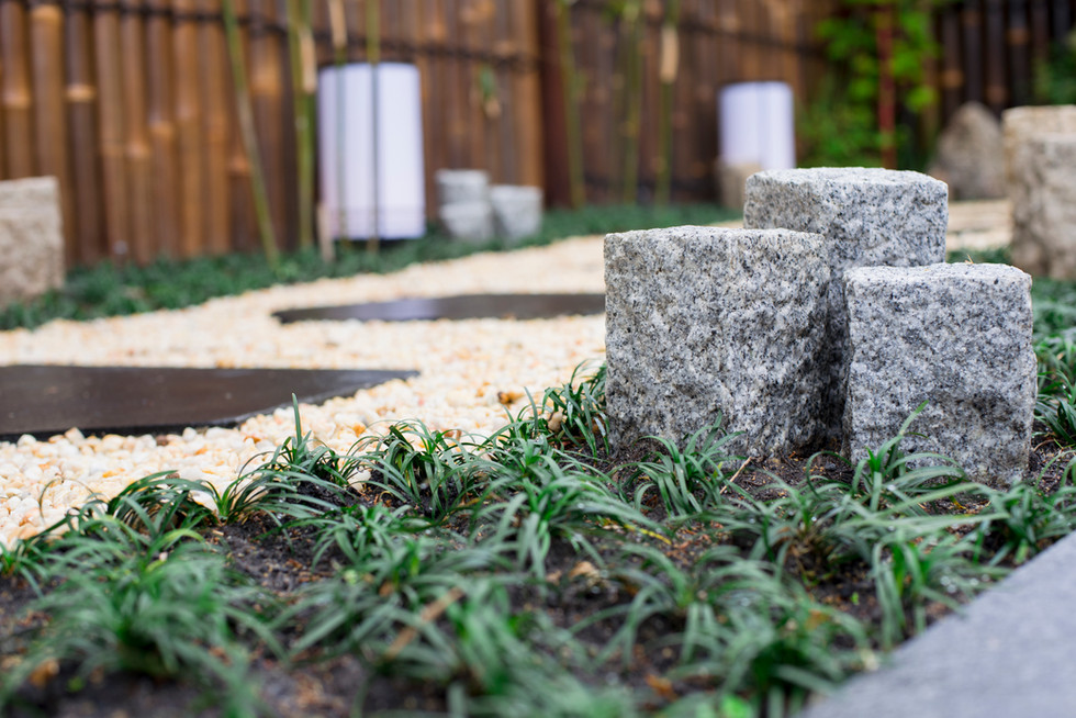 Award Winning traditional Japanese garden - Brighton