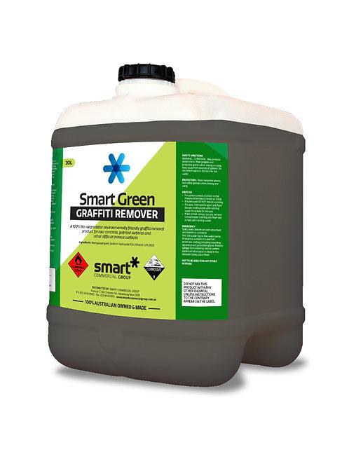 Smart Green Graffiti Remover