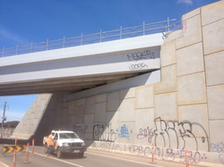 Graffiti Removal - before
